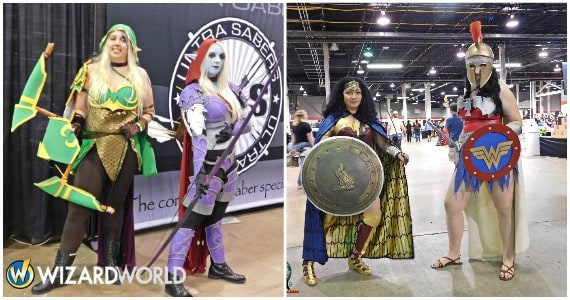 Wizard World Chicago Friday Feature