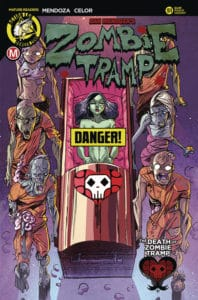 Zombie Tramp #51 Cover B Celor