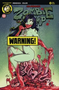 Zombie Tramp #51 Cover D Axbone