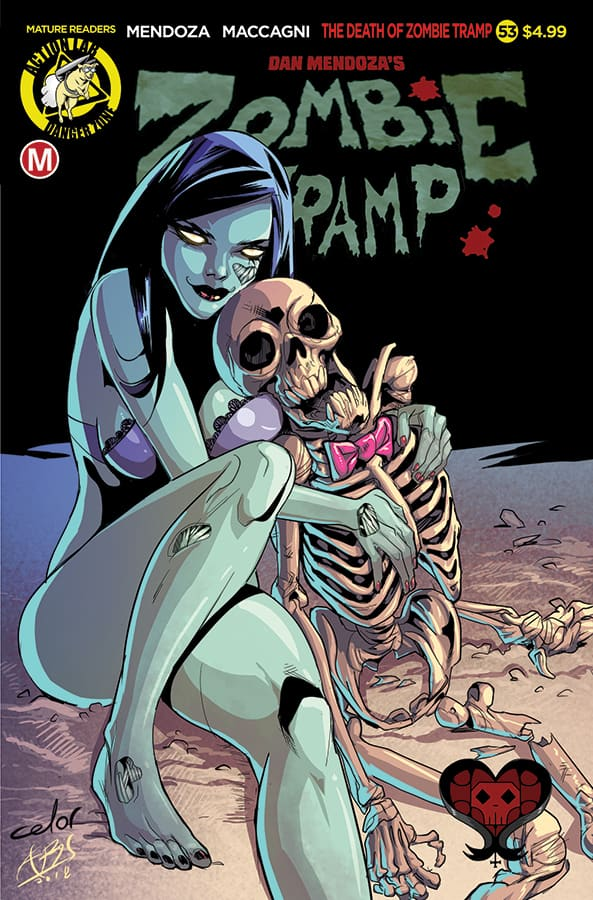 Zombie Tramp 53 Cover A Popculthq