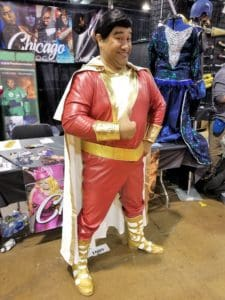 Wizard World Chicago Saturday