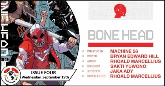 Bonehead #4 preview feature