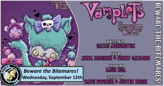 Vamplets The Undead Pet Society