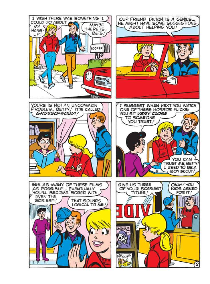 World Of Archie Comics