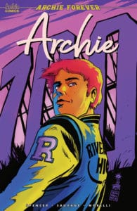Archie #700 - Variant Cover by Francesco Francavilla