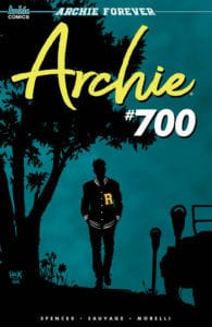 Archie #700 - Variant Cover by Robert Hack