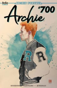 Archie #700 - Variant Cover by David Mack