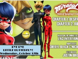 Miraculous S2 Bye Bye Little Butterfly