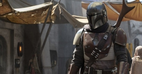 The Mandalorian feature