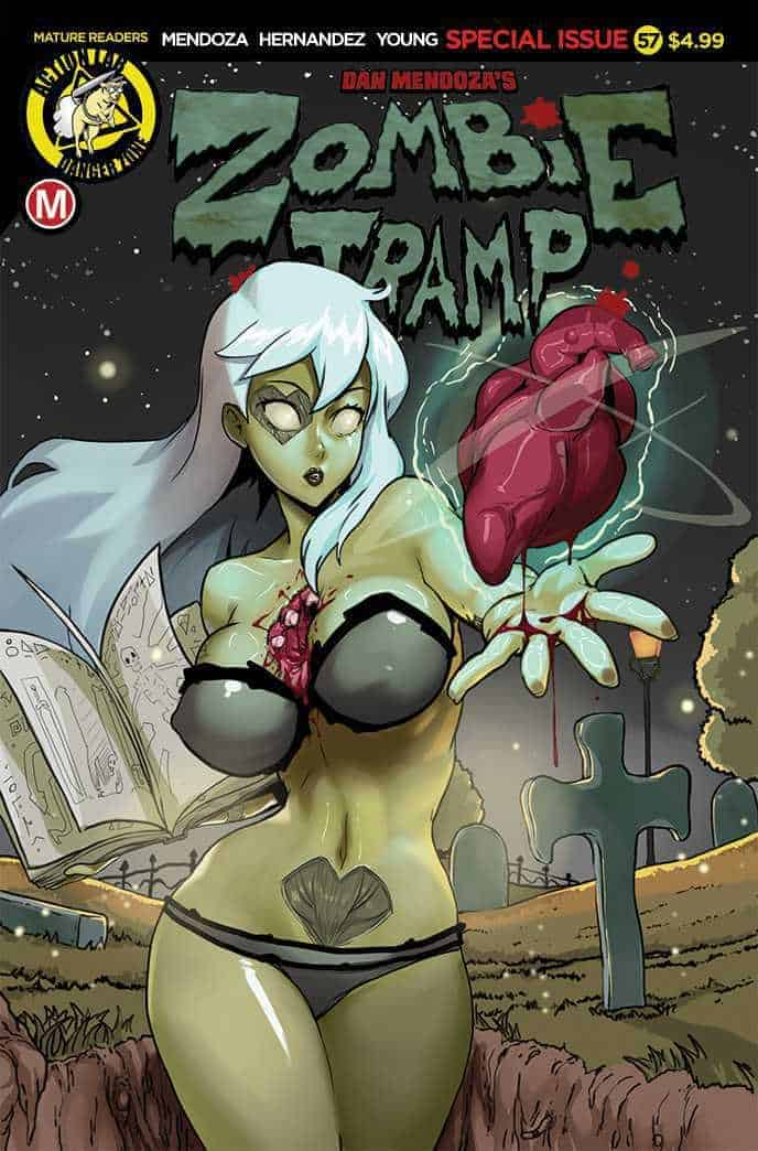 Zombie Tramp 57 Cover Tmchu Regular Popculthq