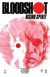 BLOODSHOT RISING SPIRIT #1 – Cover B by David Mack