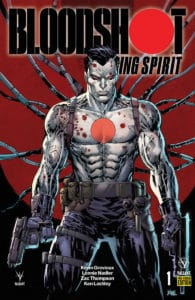 BLOODSHOT RISING SPIRIT #1 - Pre-Order Edition by Ken Lashley