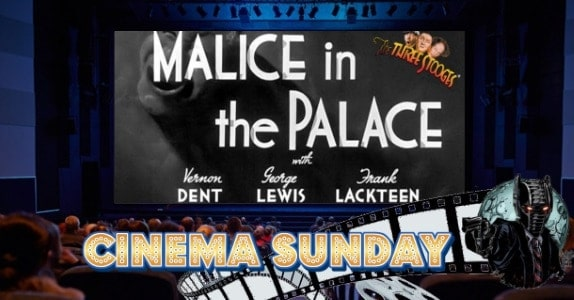 Cinema Sunday - Malice in the Palace