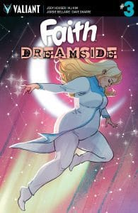 Faith: Dreamside #3 - Cover A