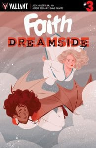 Faith: Dreamside #3 - Cover B