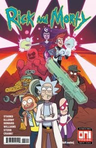 Rick and Morty™ #44 - Cover A