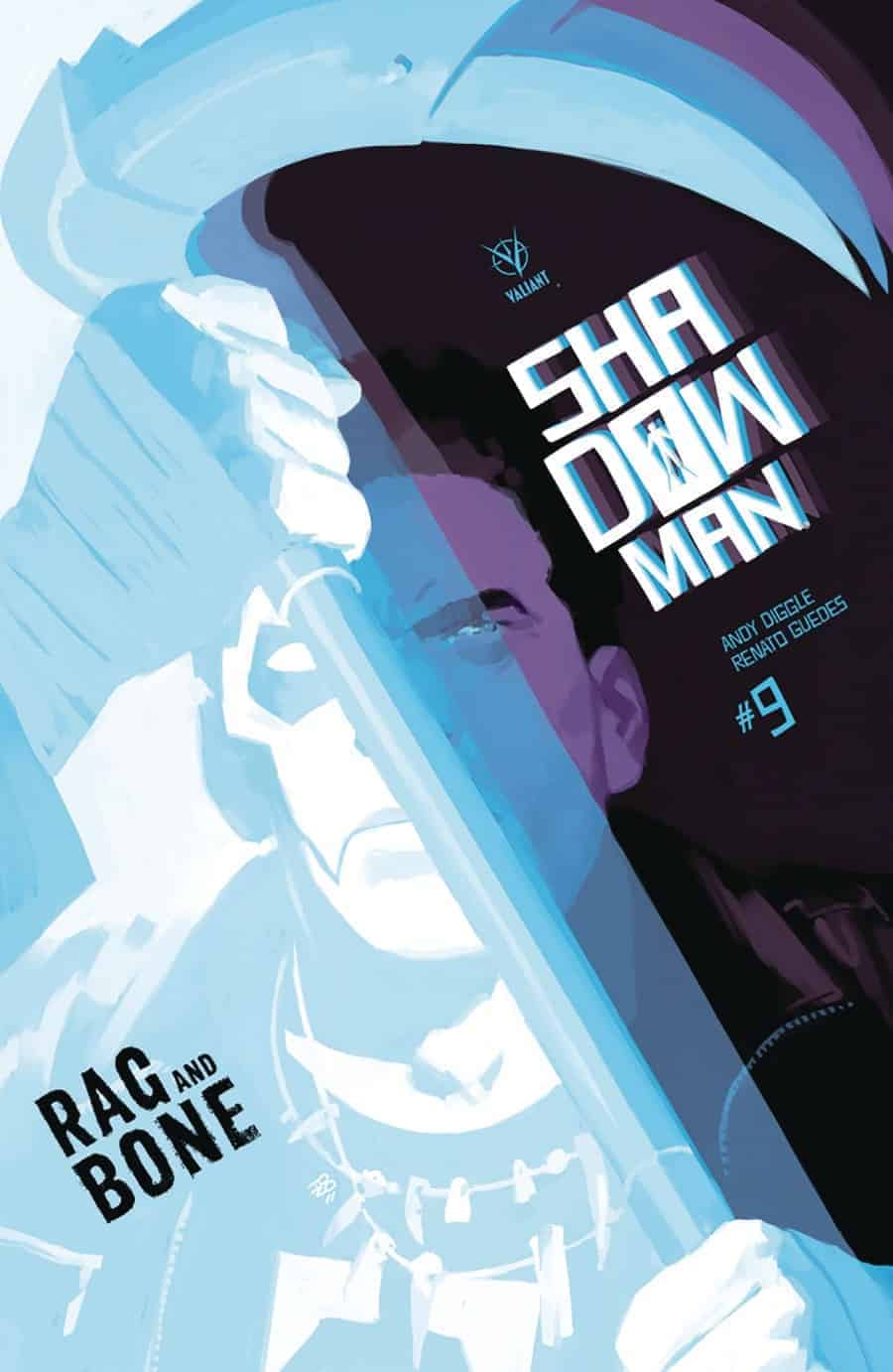 SHADOWMAN (2018) #9 – Cover A by Tonci Zonjic