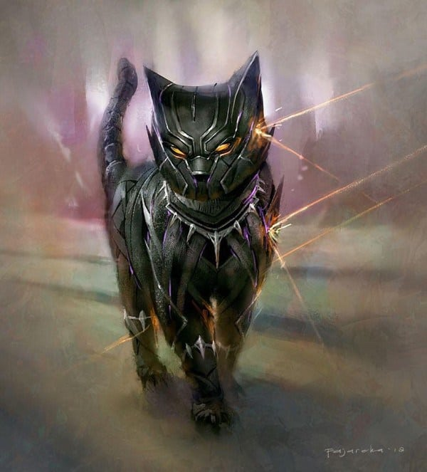 black-panther-cat