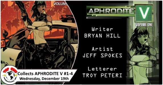Aphrodite V Vol. 1 TPB preview feature