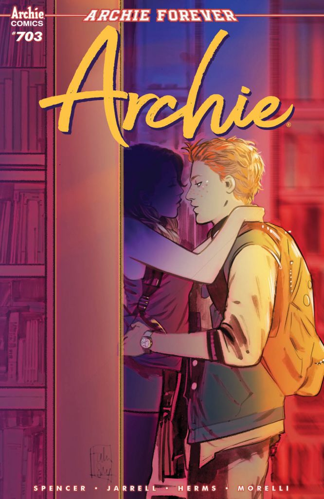 Archie #703 - Cover B