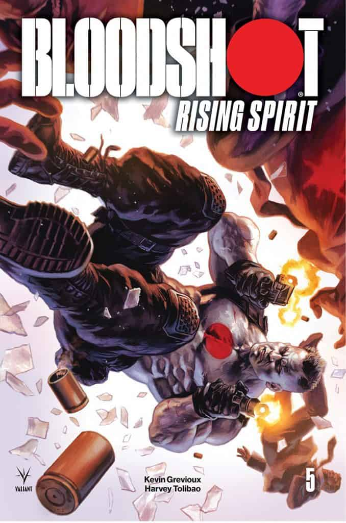 Bloodshot Rising Spirit #5 - Cover A