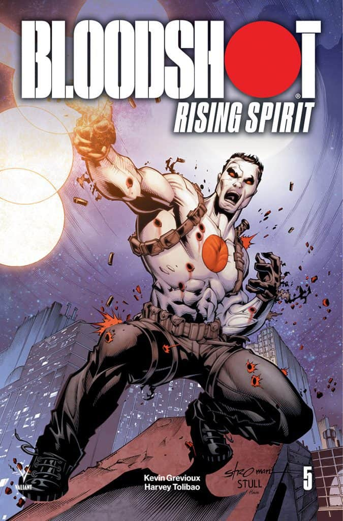 Bloodshot Rising Spirit #5 - Cover C