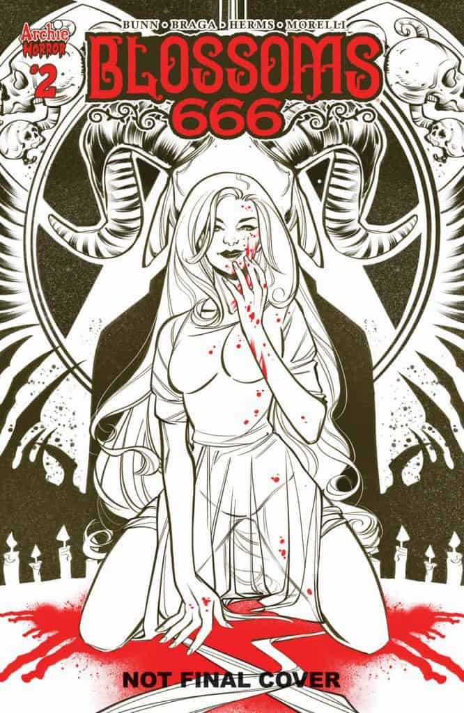 BLOSSOMS 666 #2 - Cover A