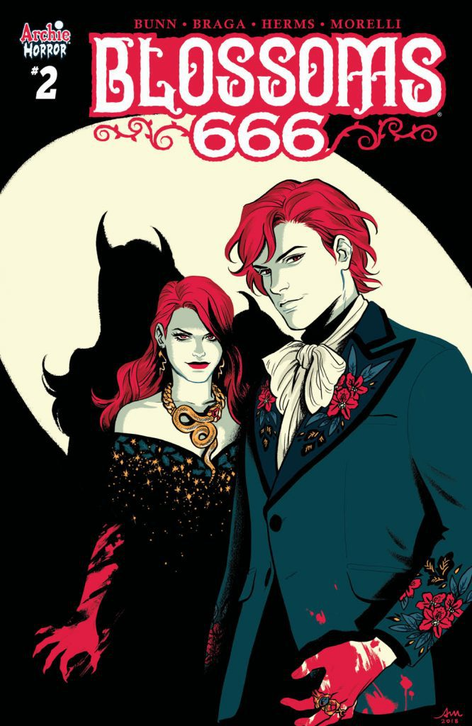 BLOSSOMS 666 #2 - Cover B