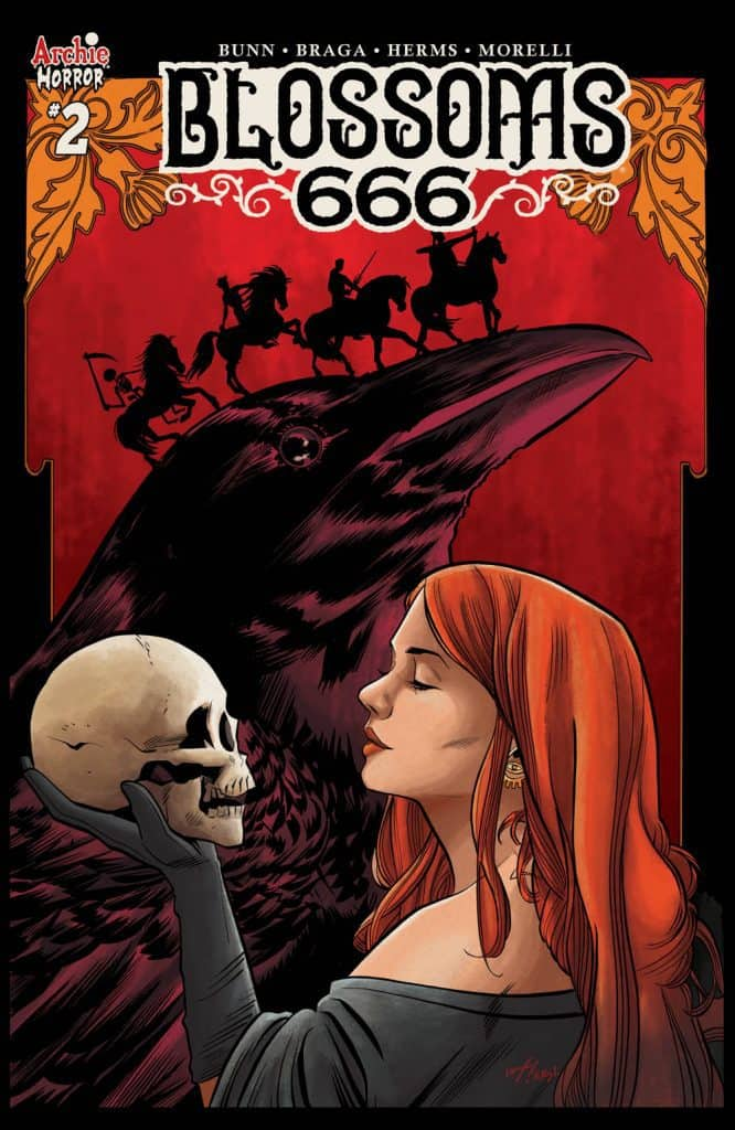 BLOSSOMS 666 #2 - Cover C