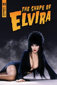 ELVIRA: THE SHAPE OF ELVIRA #3 (of 4) - Cover D