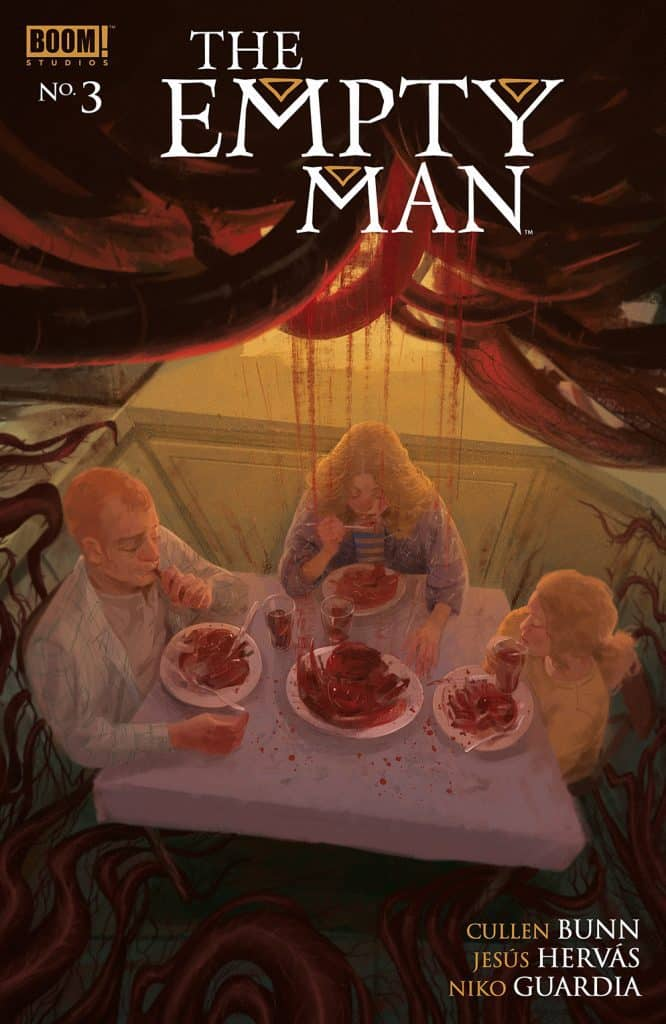 The Empty Man #3 - Main Cover