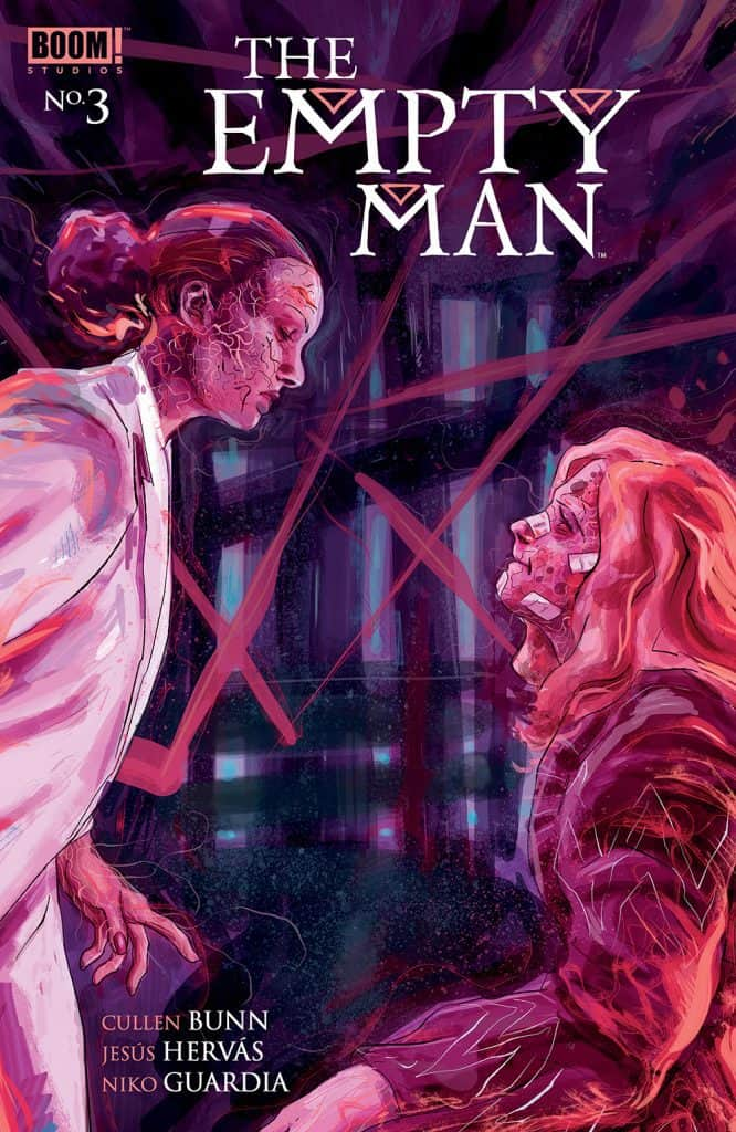 The Empty Man #3 - Preorder Cover