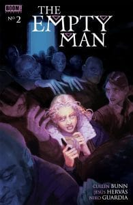 The Empty Man #2 Main Cover