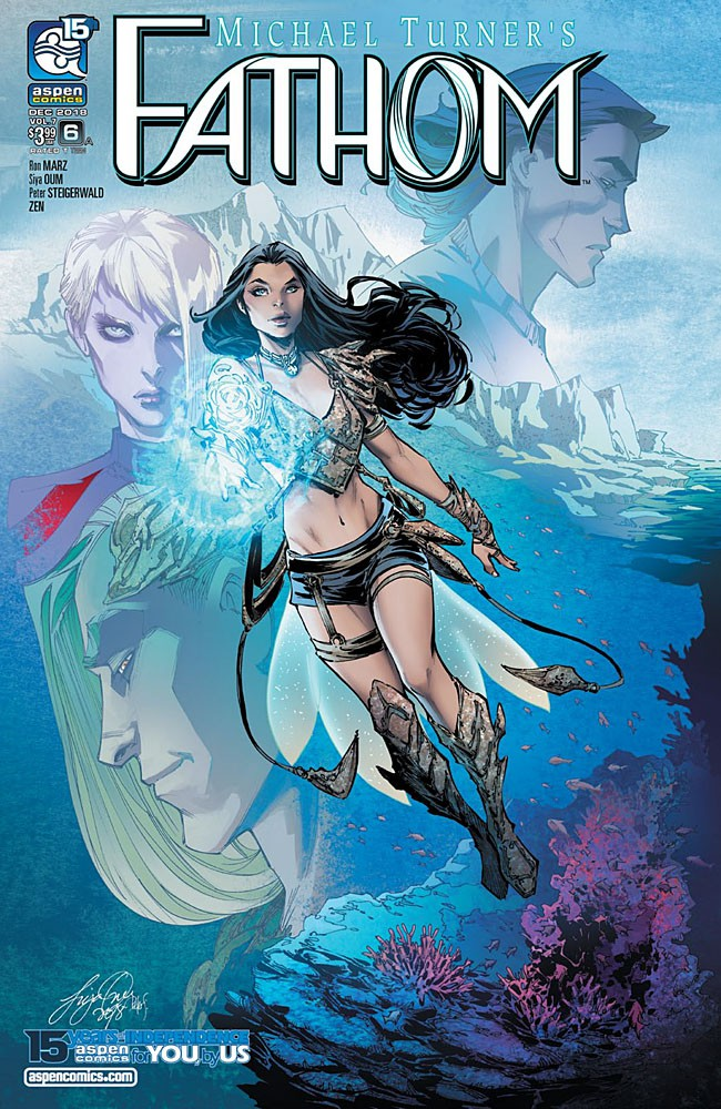 FATHOM Vol. 7 #6 - Cover A