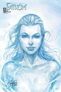 Fathom (Vol. 7) #8 - Cover C by Siya Oum
