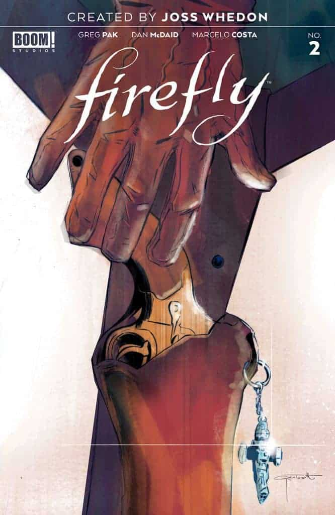 Firefly #2 - Cover A