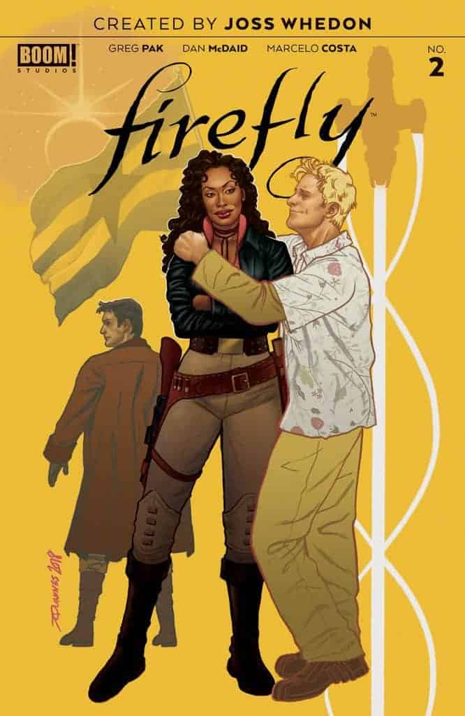 Firefly #2 - Cover B