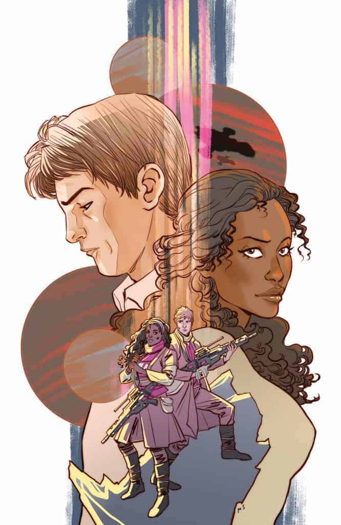 Firefly #2 - Cover C