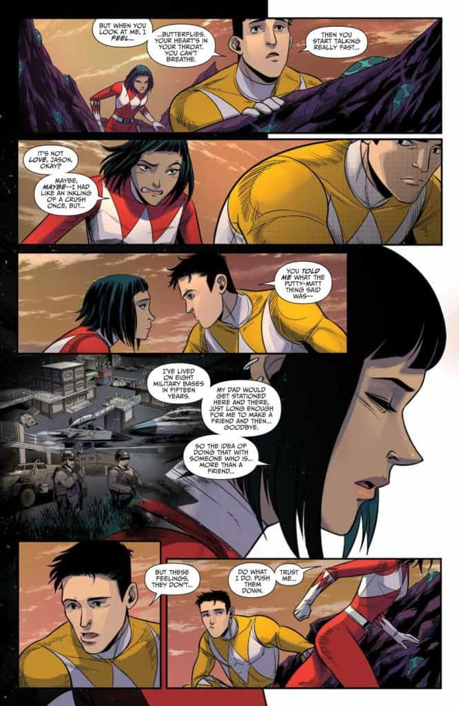 Saban's Go Go Power Rangers #15