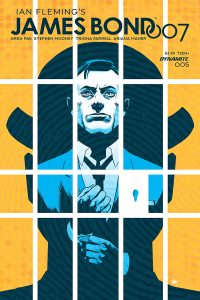 JAMES BOND 007 #5 - Cover C