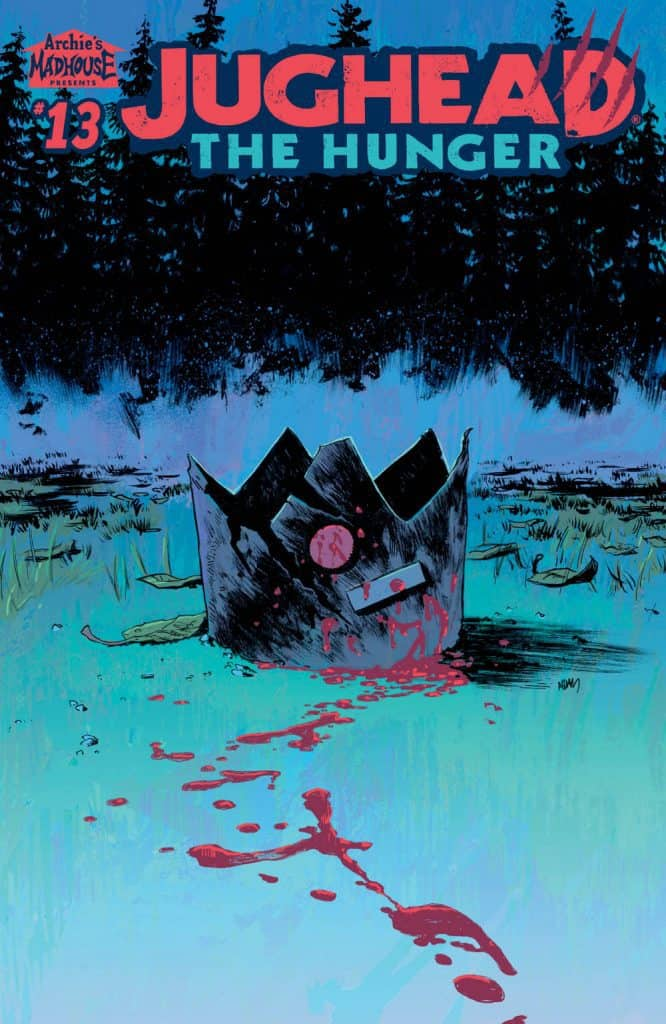 JUGHEAD: THE HUNGER #13 - Cover A
