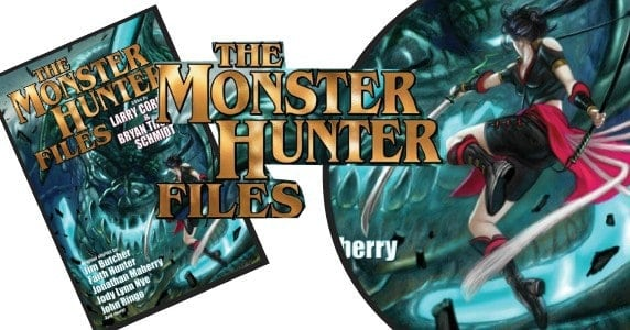Book Review Baen Books The Monster Hunter Files Popculthq