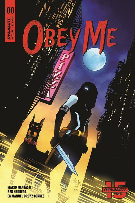 OBEY ME #0 - Cover A