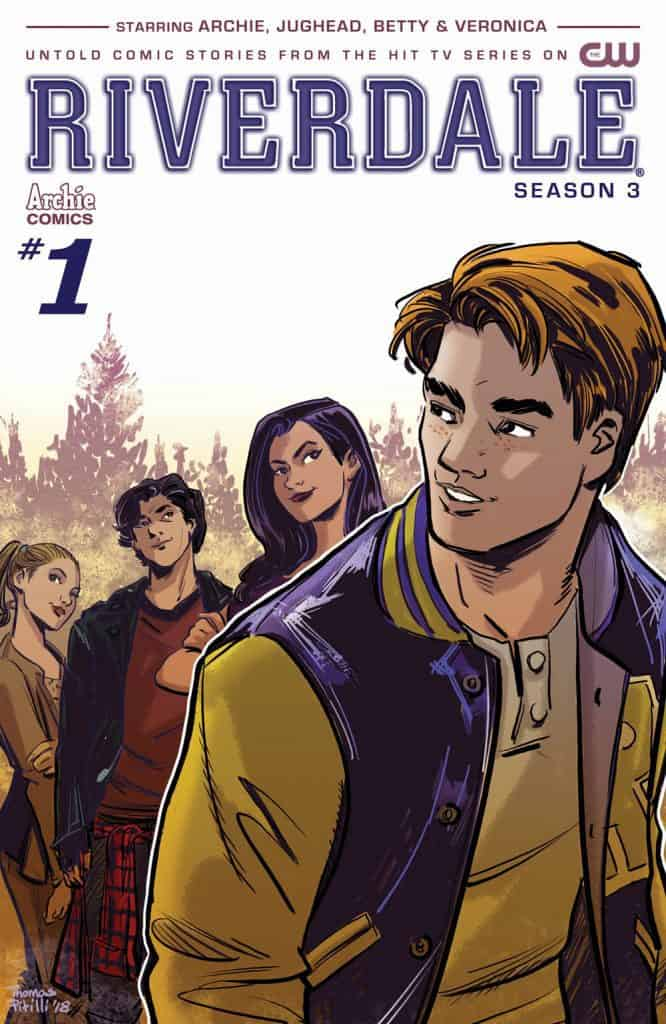 RIVERDALE - Season 3 #1 - Cover A