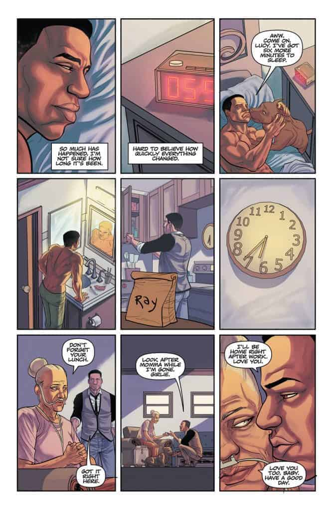 THE FREEZE #1