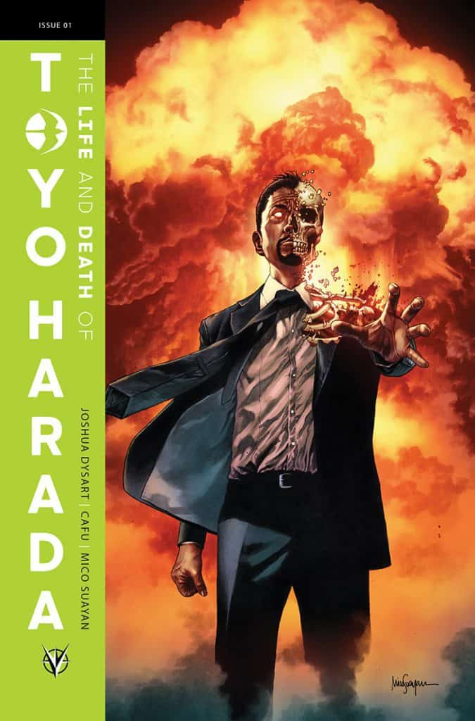 The Life and Death of Toyo Harada #1 - Cover A