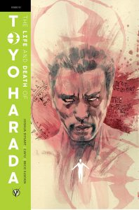 The Life and Death of Toyo Harada #1 - Cover C