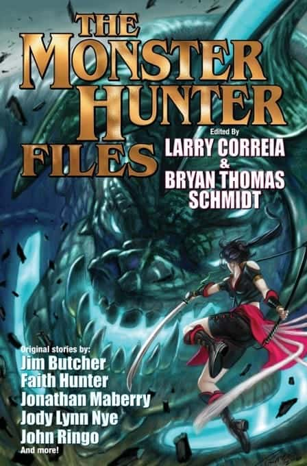 Book Review  Baen Books  The Monster Hunter Files – PopCultHQ 623a1a782443
