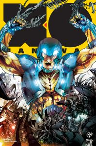 X-O Manowar #25 - Cover B