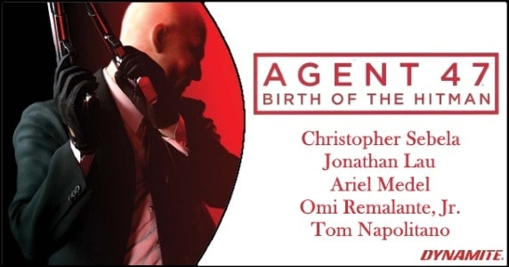 Agent 47 Birth of the Hitman TPB preview feature
